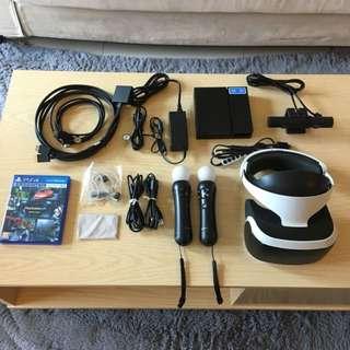 PlayStation VR Full Bundle