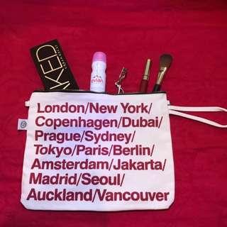 Cosmetic / Gadget Pouch / Tas Kecil Merek: SCOOP
