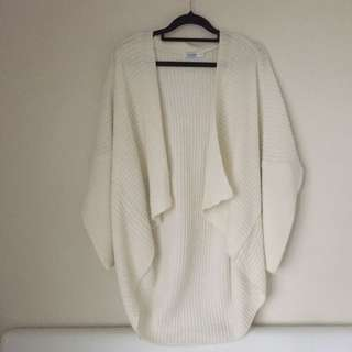 Oversized Cardigan Knit