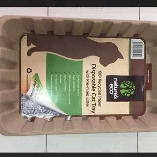 Disposable Cat Litter