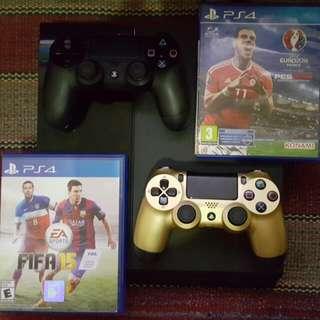 Jual PS4 CUH1006A 500GB