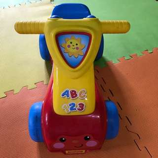 Fisher Price Toy Bike For Infants