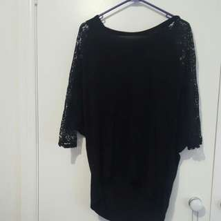 Black Milk Clothing Little Lies Jumper Size Xxs