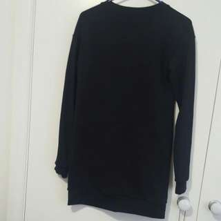 Black Milk Clothing Sweater Dress Size XS Extra Small