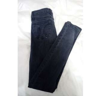 size 6 grey ally fashion jeans