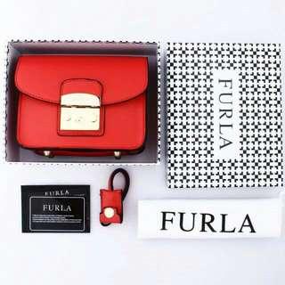 Furla Metropolis (5 colours) Semi Premium #17 plus BOX