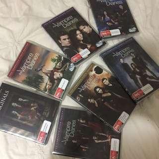 Vampire Diaries/ The Originals Full Set