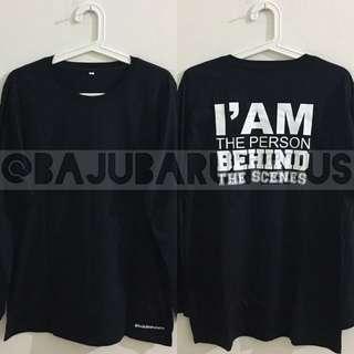 T-shirt Lengan Panjang Broadcast Edition For All
