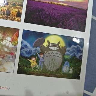1000 Pcs Totoro Puzzle
