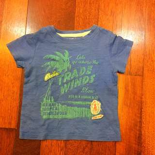 Gingersnaps T Shirt 18 Months