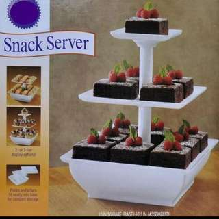cup cake stand,  dessert display tower