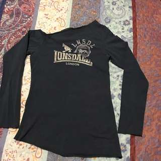 Lonsdale Long Sleeve Top- Size 10