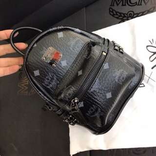 Mini Backpack Black