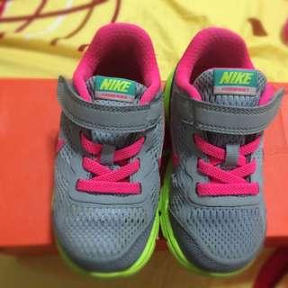 96bad5e73a2 Preloved Nike Kids Fusion Run 3 (TDV)