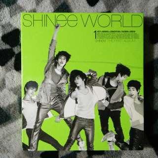 SHINee : SHINee World (1st Album)