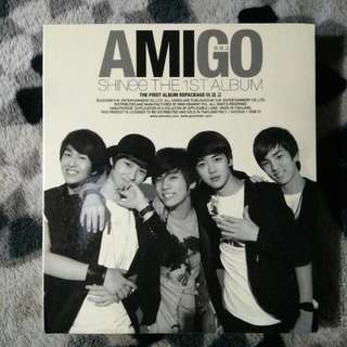 shinee : A.Mi.Go (1st Album Repackaged)