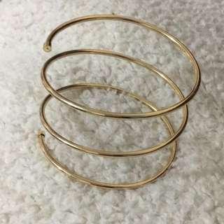 Lovisa - Gold Arm Cuff