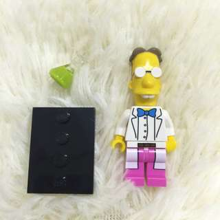 LEGO The Simpsons: Professor Frink