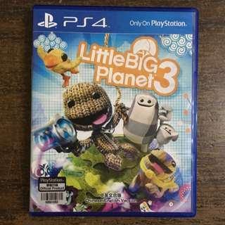 PS4 Little BIG Planet 3 (R ALL)