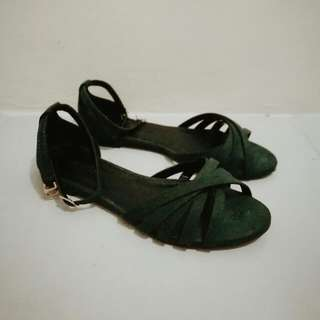 Flat Strappy Sandals By Parisian