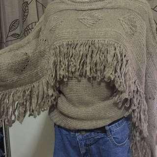 🚚 流蘇特色毛衣