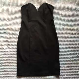 Supre Little Black Dress size XS