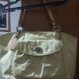 Authentic COACH preloved Bag