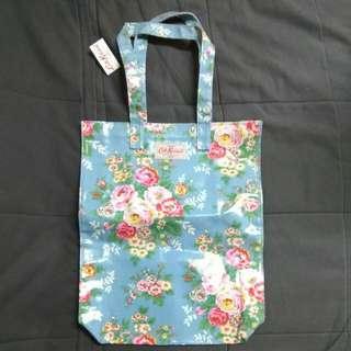 Cath Kidston tote bag (全新)