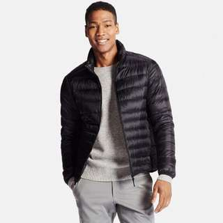 UNIQLO Men's Ultra Light Down Jacket