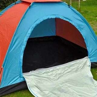 camping Tent   good for 2 persons    P 480                  4 persons.   P 520                  6 persons    P 580