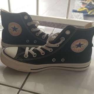 Authentic Converse High Tops