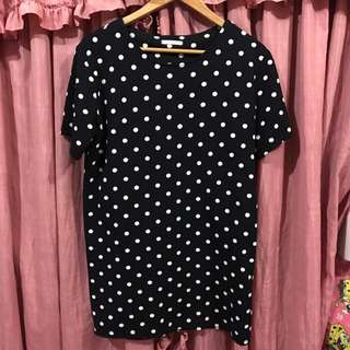 T-shirt Dress (small-med) Very Nice In Actual