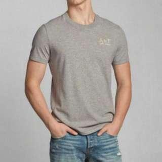 徵收此款   A&F灰色T恤
