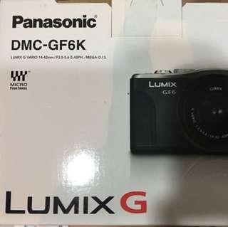 Lumix DMC-GF6K