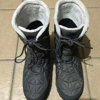 9成新以上 Columbia 哥倫比亞 雪鞋~鐵灰色(27.5)(US10.5)