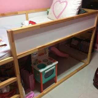 Ikea Bunk Bed Frame For Kids