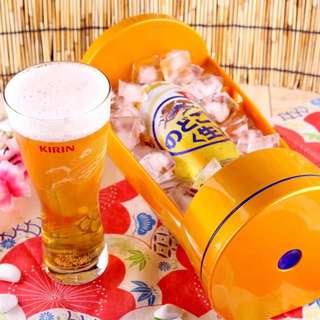 "Kirin 極速戶外冷凍器(汽水、啤酒)""#marchsale"""