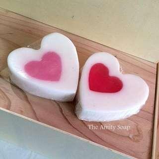 Favor Soap (Heart)