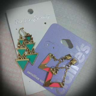 Earrings, Anting Claire's