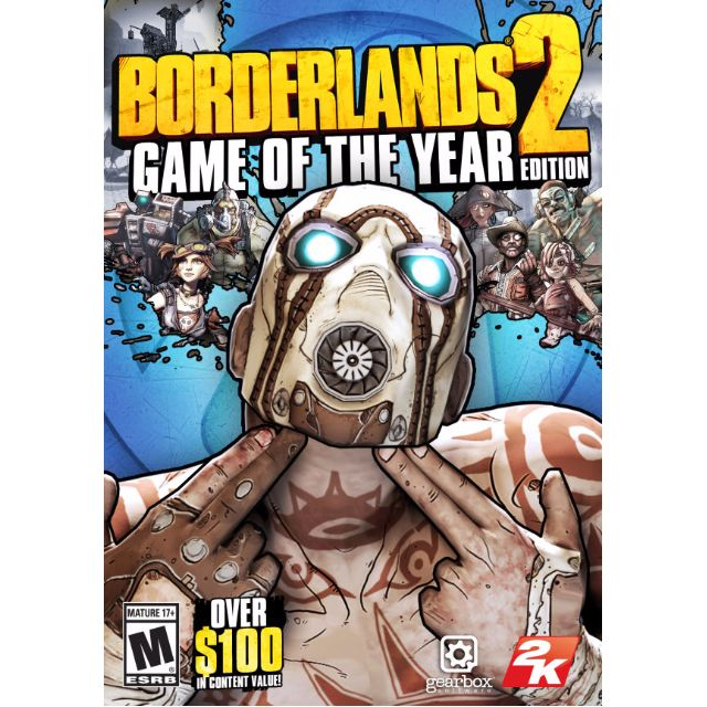 Borderlands 2 Game Of The Year - 36% OFF