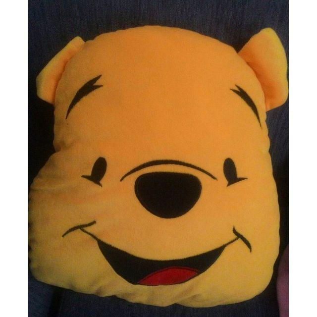 ✨療癒小熊維尼抱枕靠枕❤快速出貨