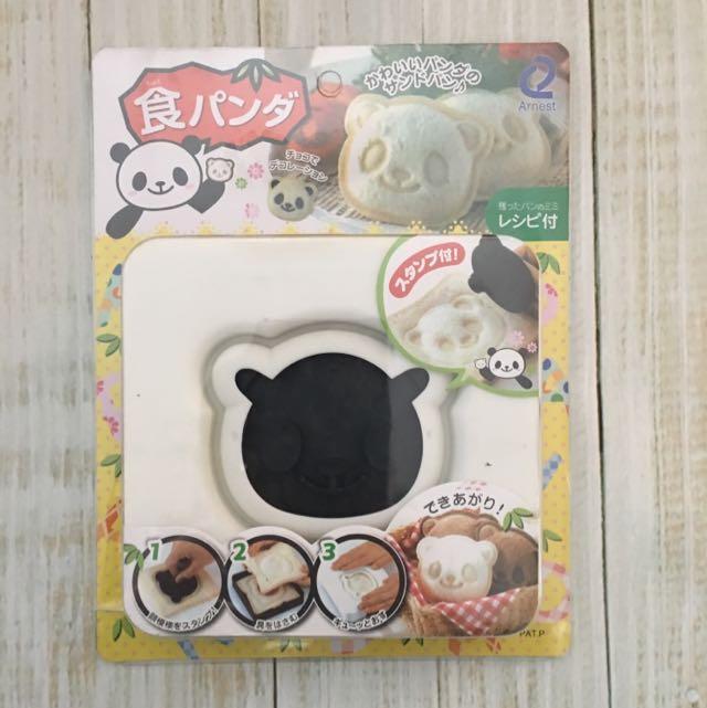熊貓三明治壓模