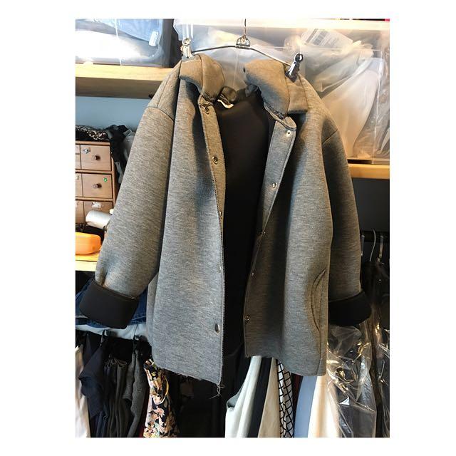 原創設計顯瘦太空棉外套,正韓