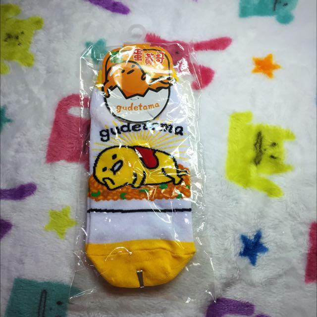 降❗️蛋黃哥短襪(正版)
