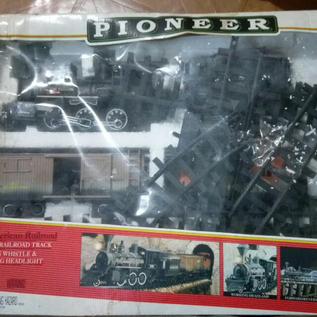 火車模型 超大盒 約80公分