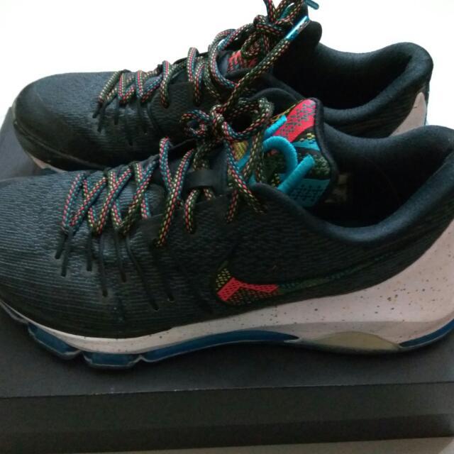 (保證真品) 原盒 Nike KD8 BHM US9 htm lab