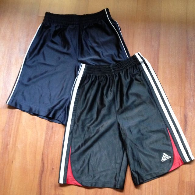 Adidas and Prospirit Shorts