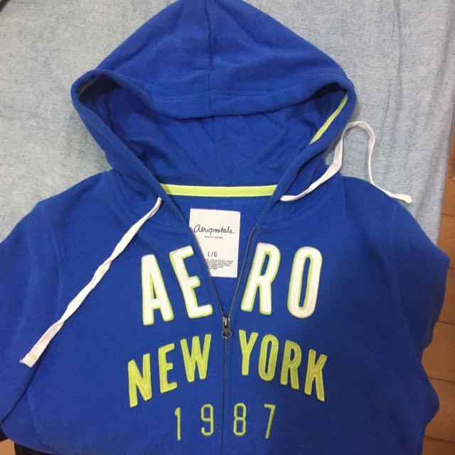 Aero 連帽刷毛外套