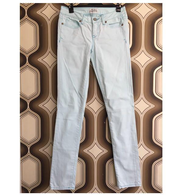 AEROPOSTALE Mint Green Pants