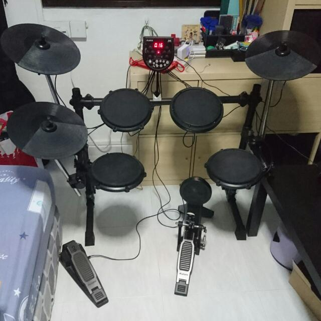 Alesis DM6 USB Electronic Drum Kit (Reserved)